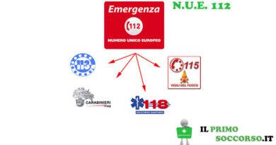 Il Numero Unico Europeo per le Emergenze N.U.E. 112. Quali differenze rispetto all'attuale situazione?